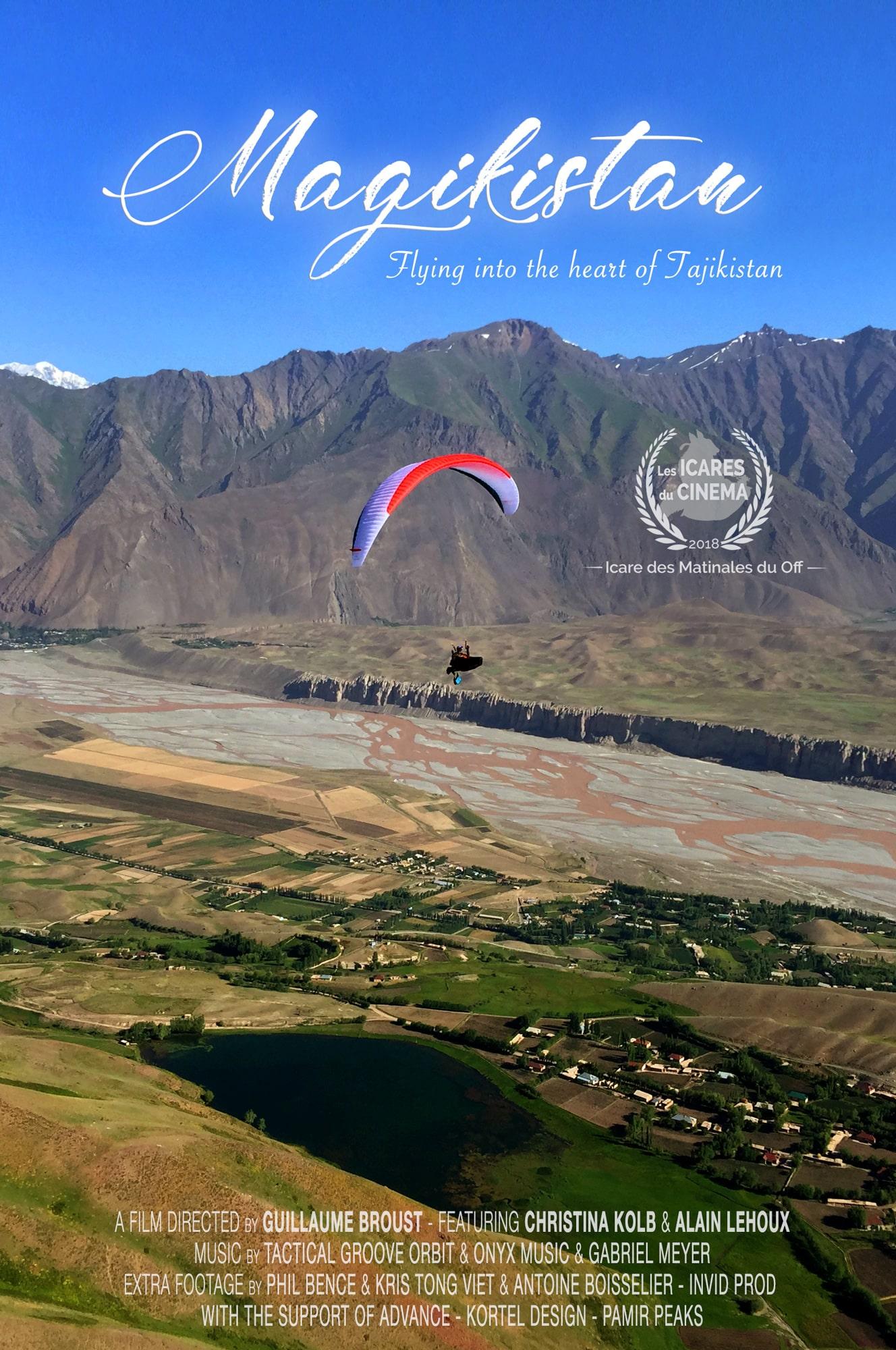 Magikistan - Affiche officielle