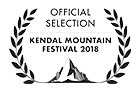 Official Selection - Kendal Mountain Film Festival