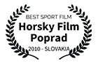Award - Best Short Film at Horsky Film Propad