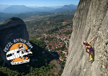 Petzl RocTrip Greece