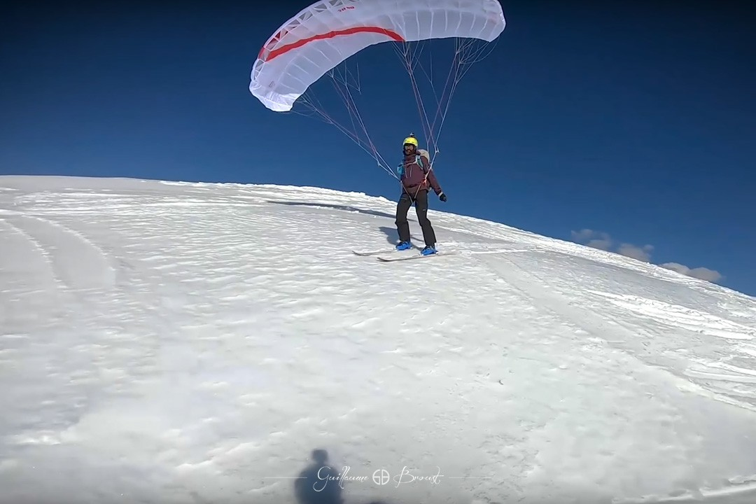 COMBO - Speedriding/Paragliding ©Guillaume Broust