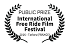 Prix du Public - International Freeride Film Festival 2016