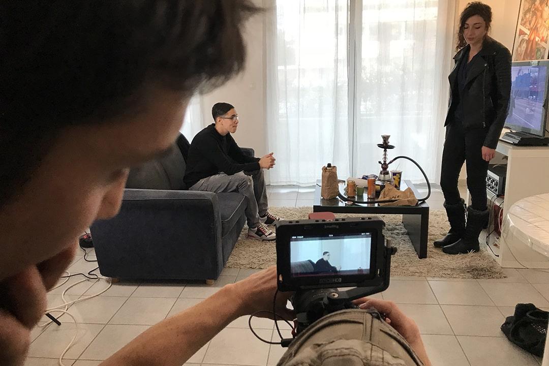 Behind the scenes - Clip 2grammes4 - Biwai