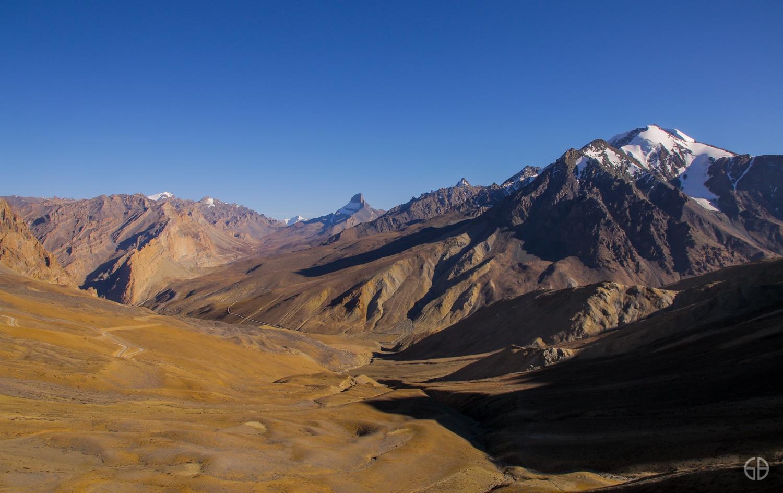 Trekking in Ladakh - Allibert Commercial ©Guillaume Broust
