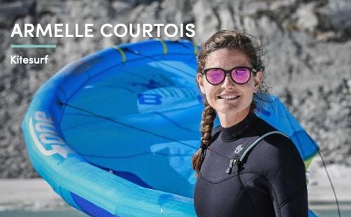 Armelle Courtois - Ride to Explore