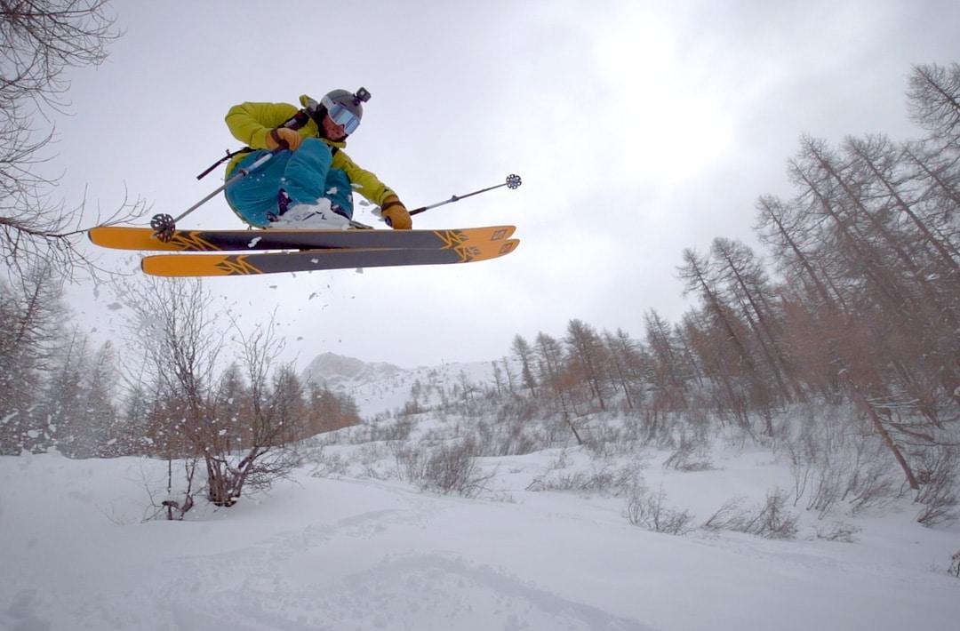 Bon Appétit Ski – Génération Bon Ap' avec Gaëtan Gaudissard ©Guillaume Broust