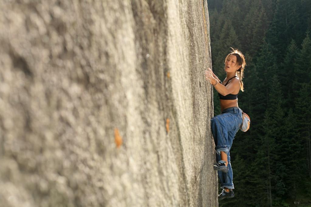 Rock Climbing during Petzl RocTrip Zillertal ©Stephan Denys
