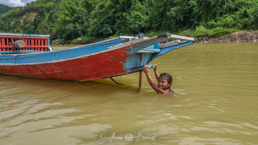 People of Laos - Nam Ou River ©Guillaume Broust - Les Chants de l'Eau