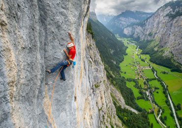 Swissway to Heaven – Climbing with Cédric Lachat