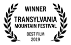 Transylvania Best Film Award Pathan Project