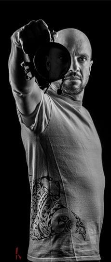 Guillaume Broust - Portrait by ©Philippe Ribière