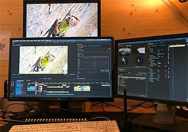 Recherche un(e) coloriste / assistant(e) post-production