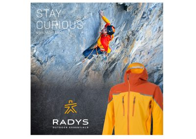 Radys - 2021 climbing campaign - Photo © Guillaume Broust