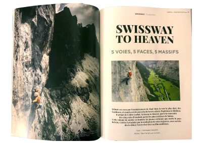 Vertical Magasine - Swissway to Heaven - Photo ©Guillaume Broust