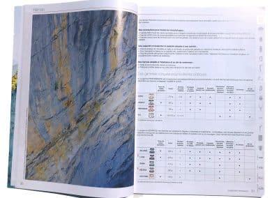 Catalogue Petzl 2021 - Photos Guillaume Broust